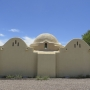Dar al Islam Islamic Education Center in Abiquiu, New Mexico