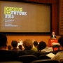 Image of the Lecture Hall at the 2014 Design-Ed Conference