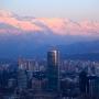 Skyline of Santiago, Chile