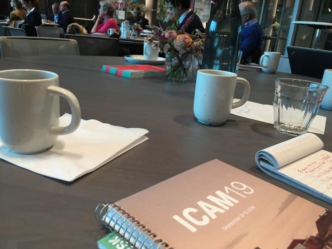 ICAM19 Program