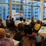 Participants at Design in Public's 2013 Design in Health for Youth Summit at Seattle Children's Research Institute.